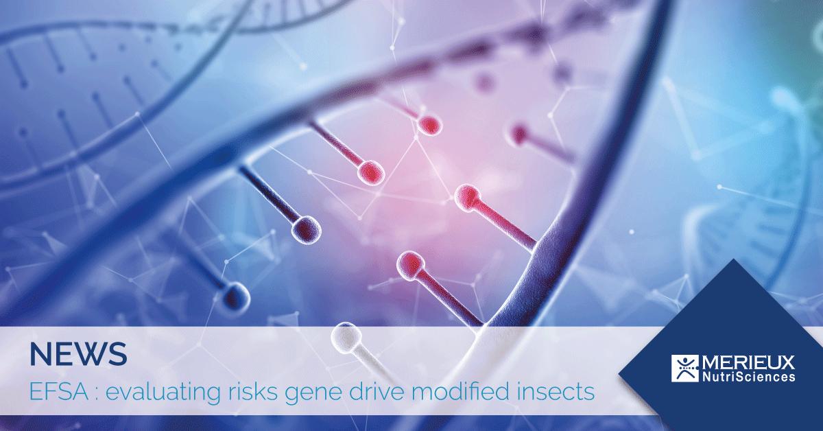 efsa gene drive