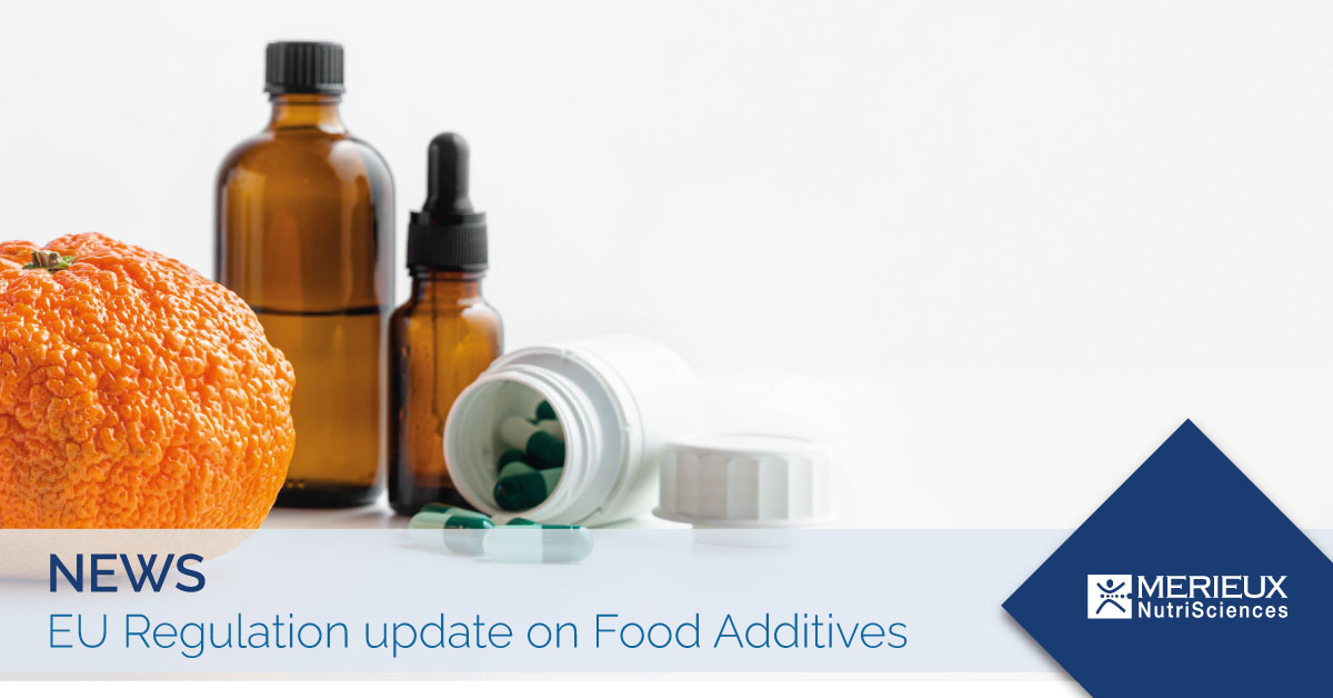 eu regulation update food additives