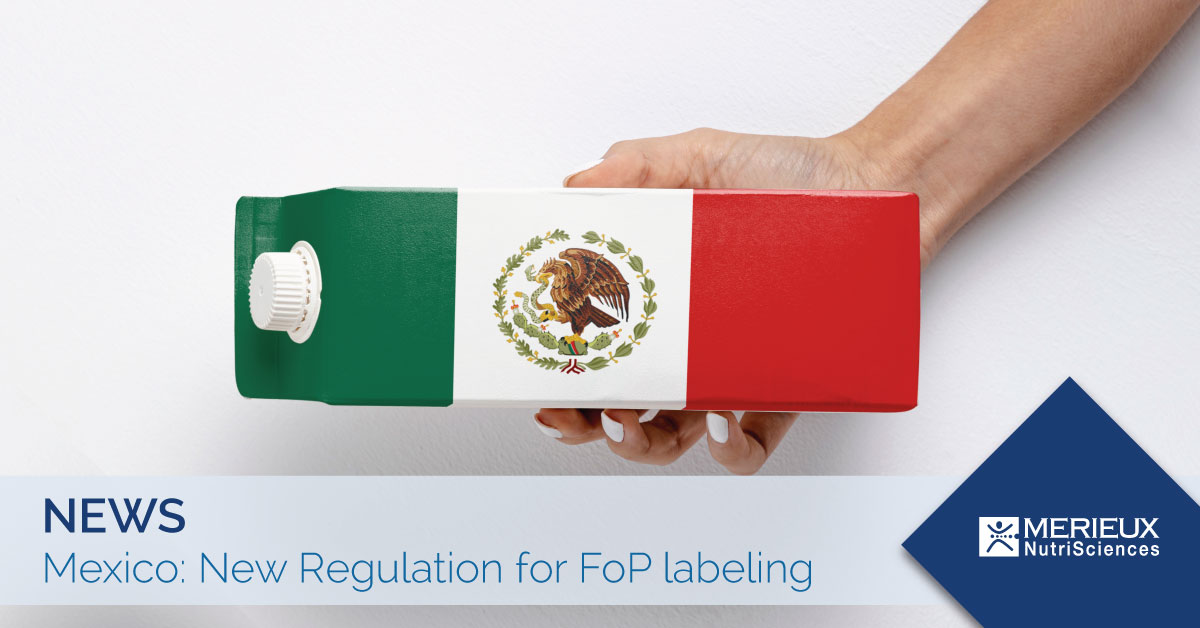 nutritional labeling mexico