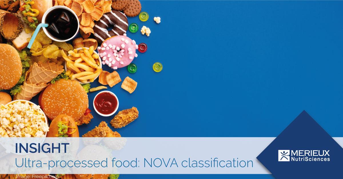 Ultra processed food NOVA calssification