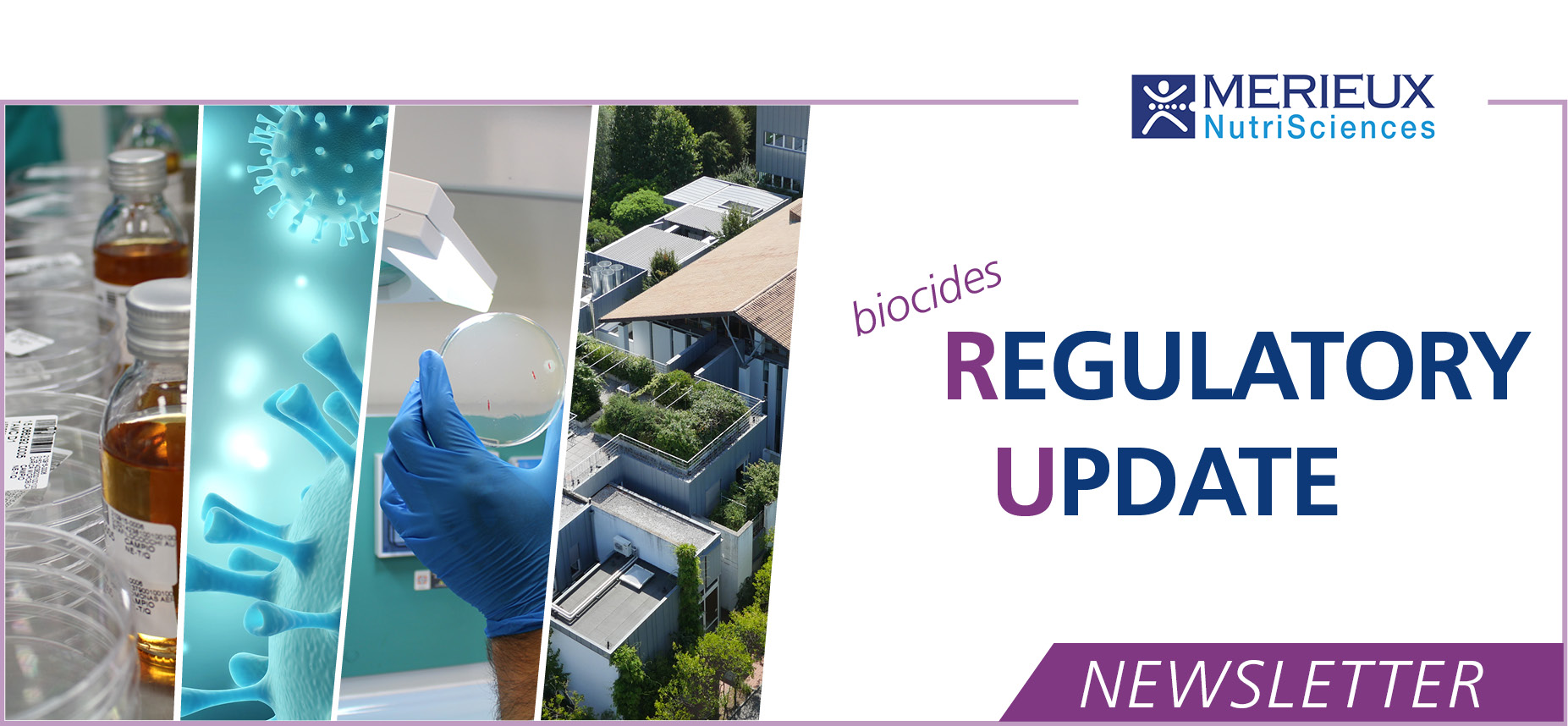 Mérieux NutriSciences - Regulatory Update - Newsletter - Biocides