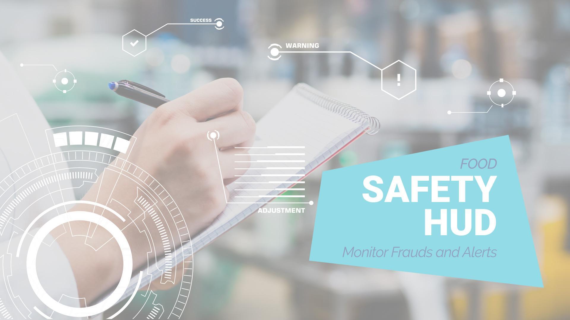 Mérieux NutriSciences_Safety HUD