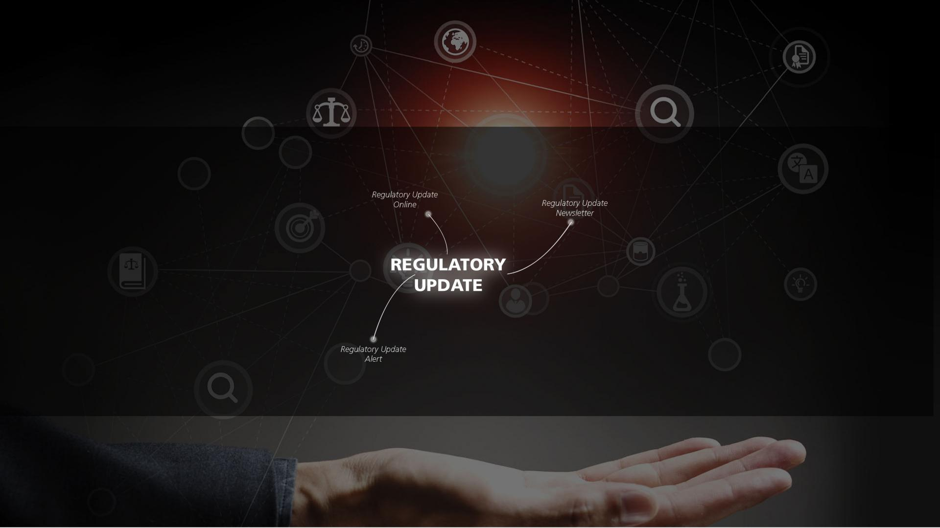 Regulatory Update Biocides