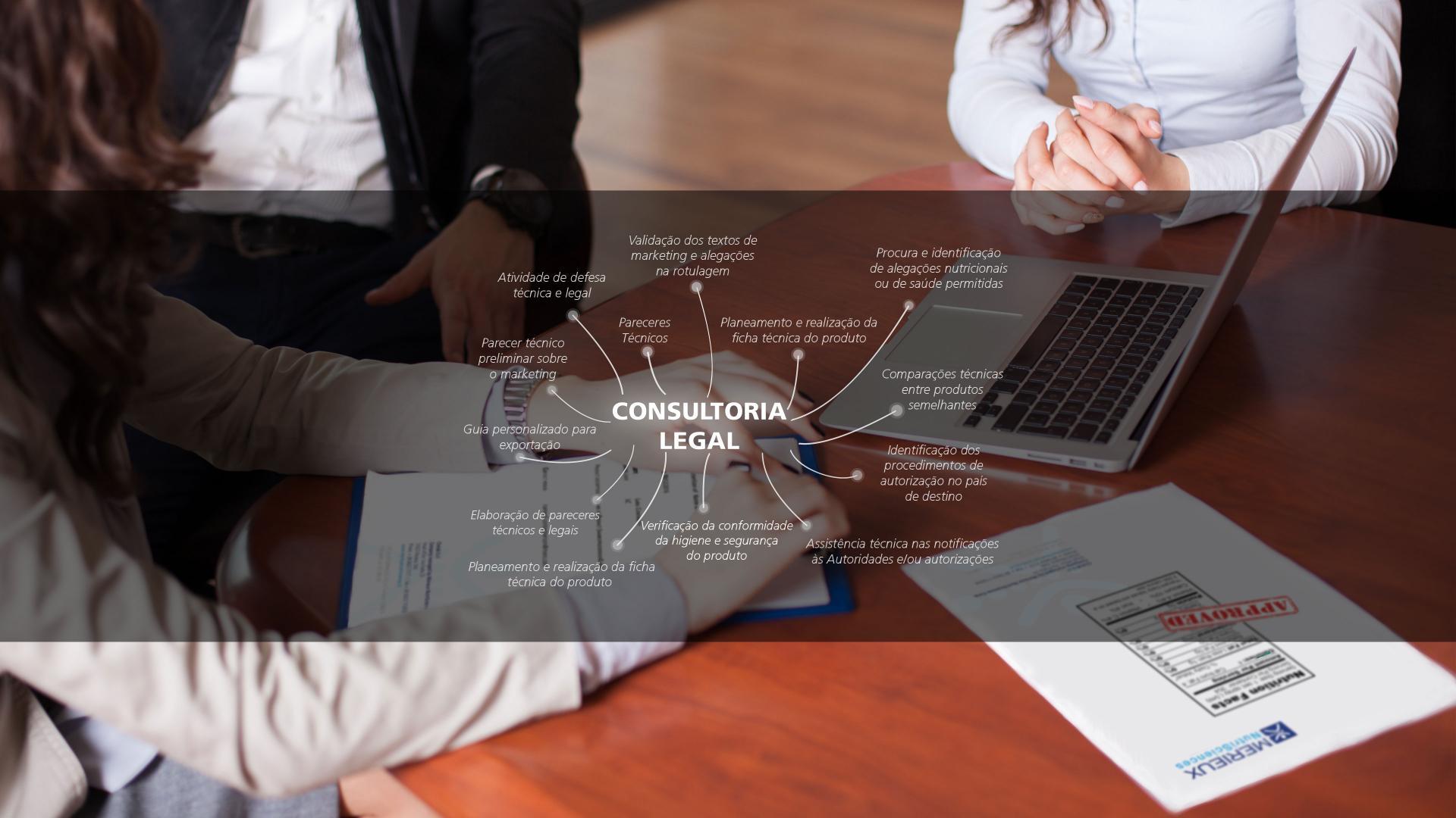 Mérieux NutriSciences - Labeling and regulatory - CONSULTORIA LEGAL  - PT