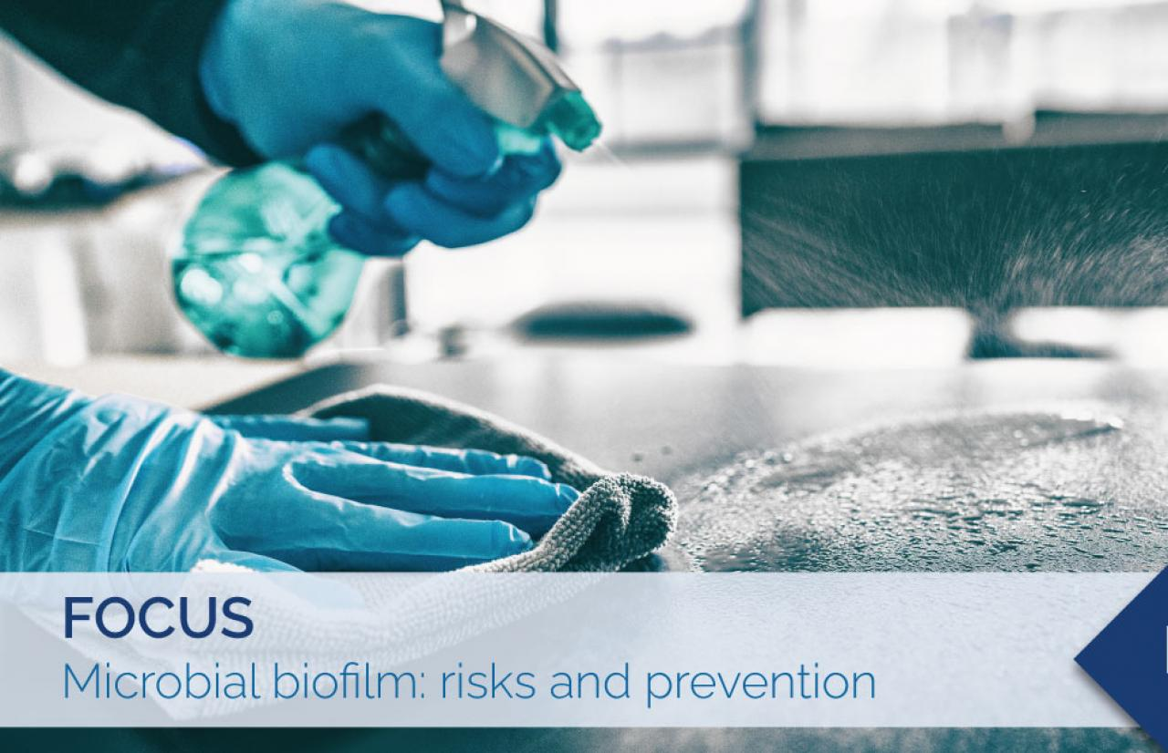 microbial biofilm risks and prevention