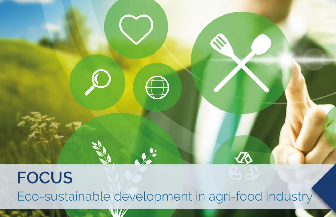 eco sustainable development in agri-food industry