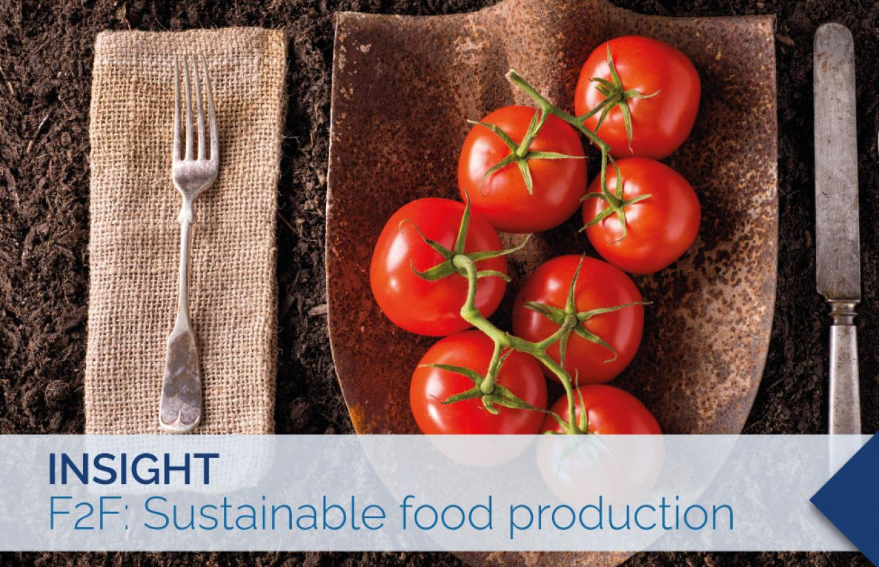 Farm to fork sustainable food production