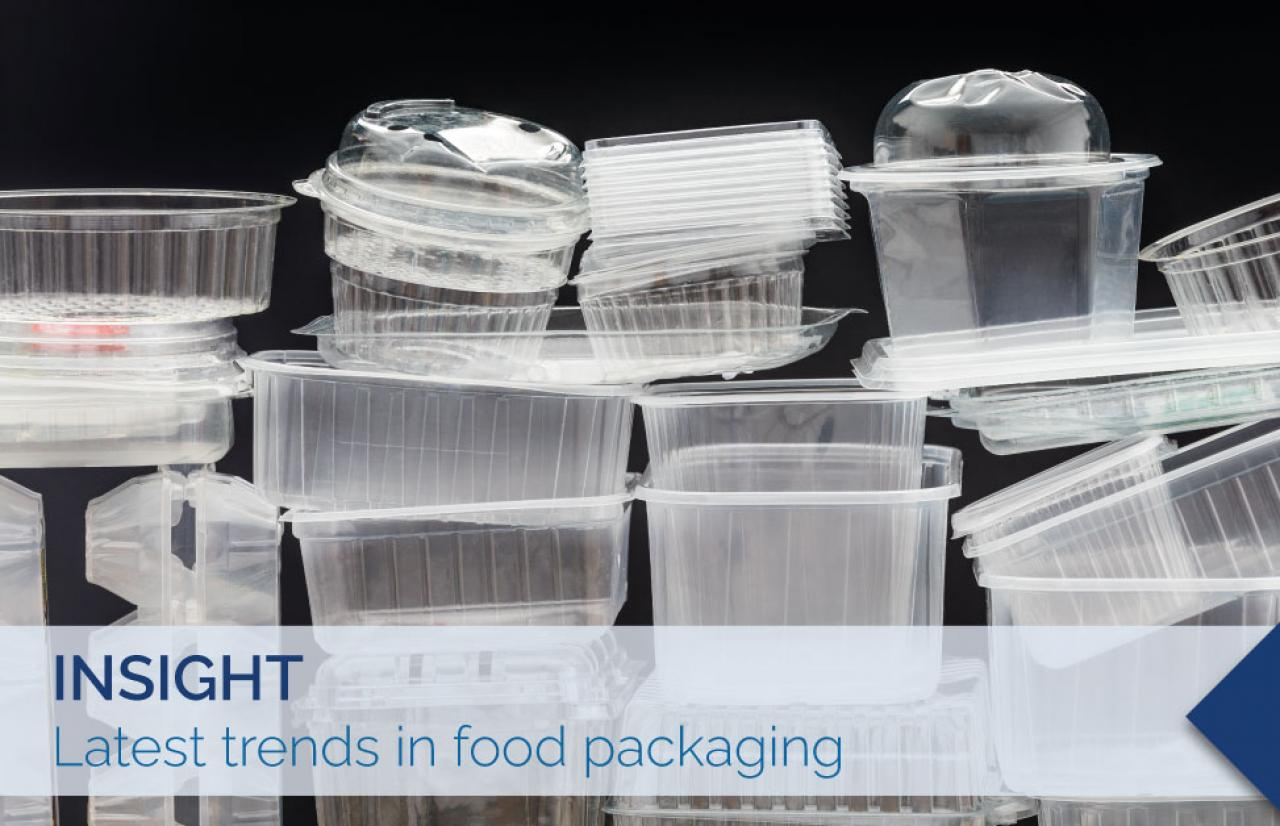 latest trends food packaging