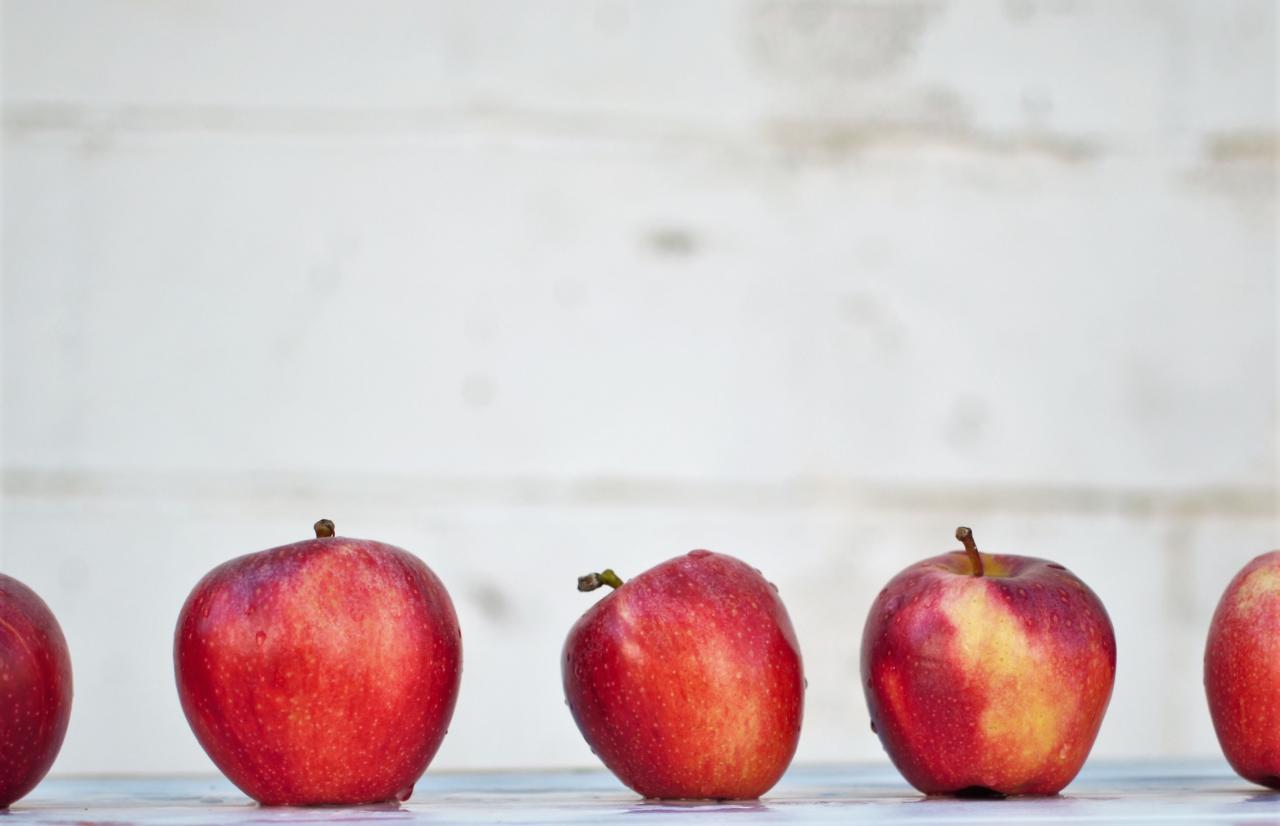 Mérieux NutriSciences_apples