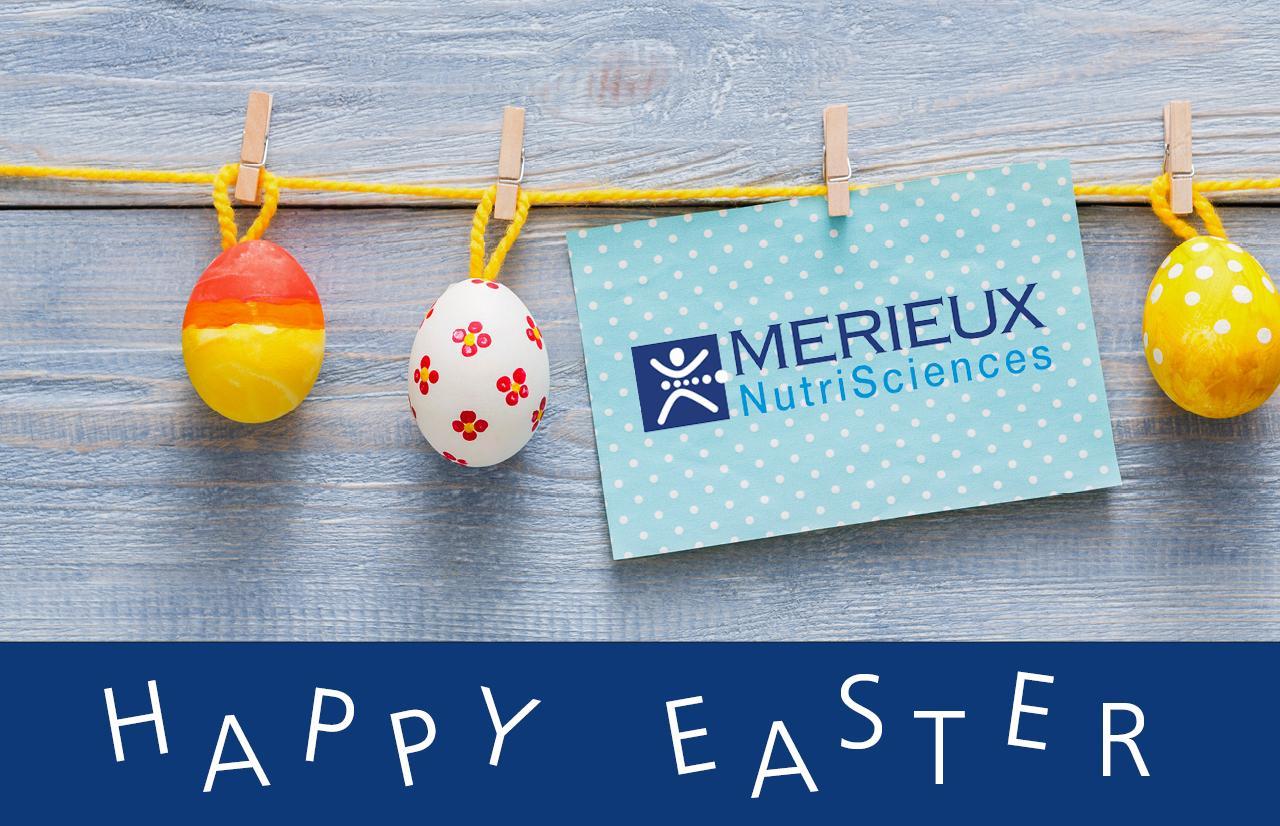 Mérieux NutriSciences_HappyEaster