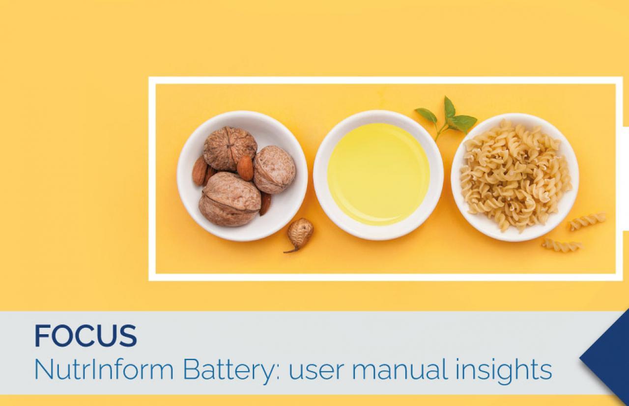 nutrinform battery user manual