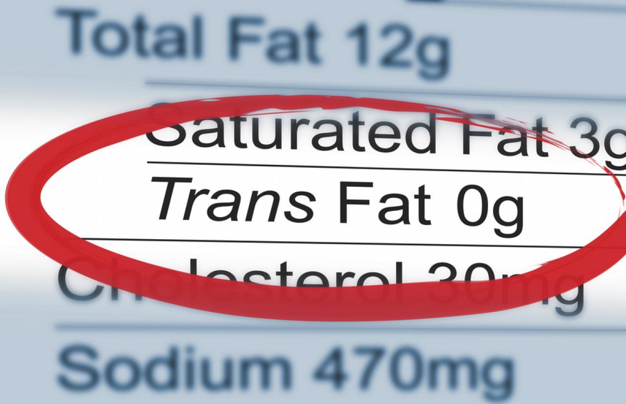 Mérieux NutriSciences_TransFat Label