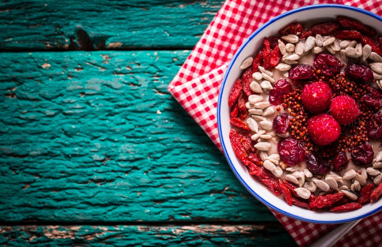 Mérieux NutriSciences Healthy Foods